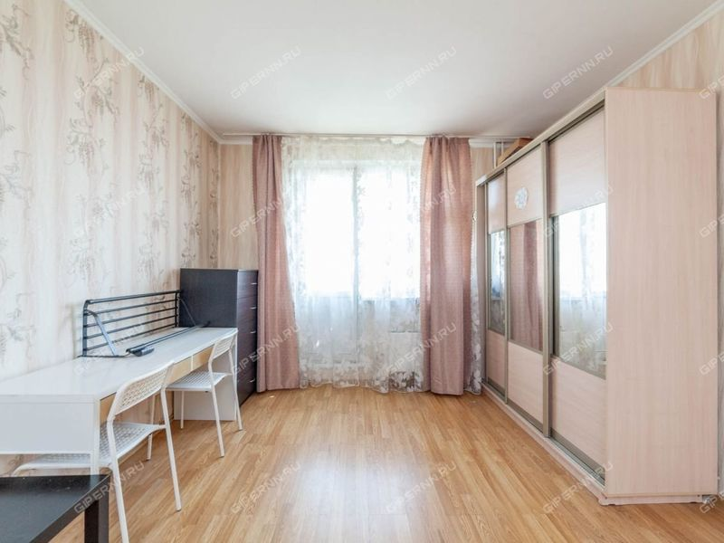 комната в доме 9 на улице Витебская