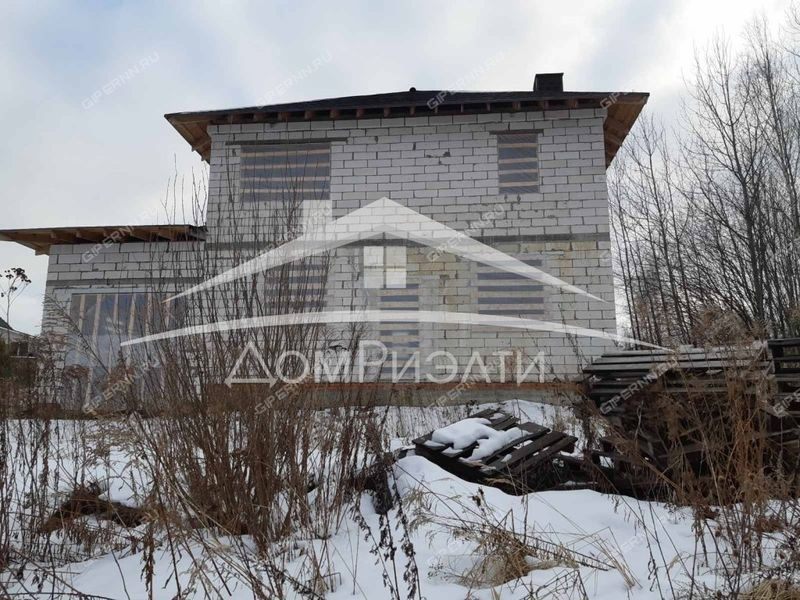 дом на ул. Андреевская деревня Утечино